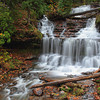 Wagner Falls, Munising, Michigan